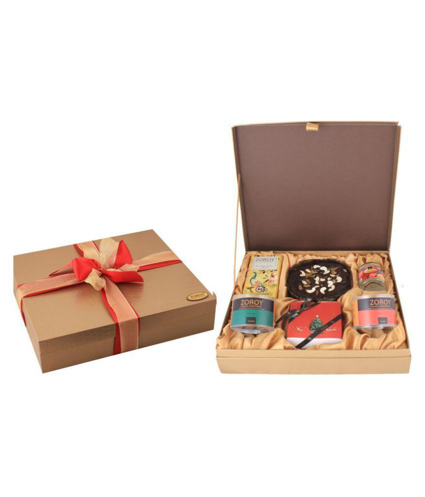 Zoroy Luxury Chocolate Large hamper box Assorted Box Christmas and new year gift 1500 gm