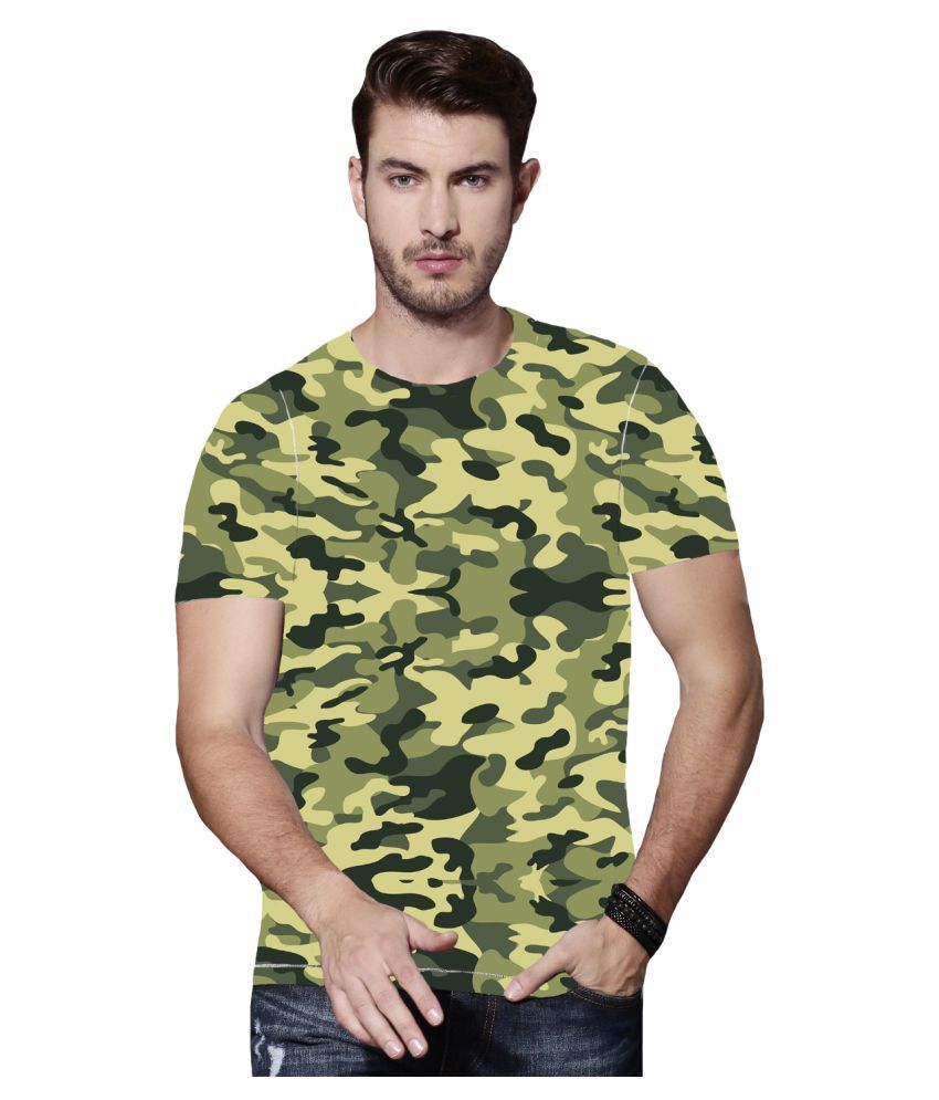 Primotee Multi Round T-Shirt Pack of 1