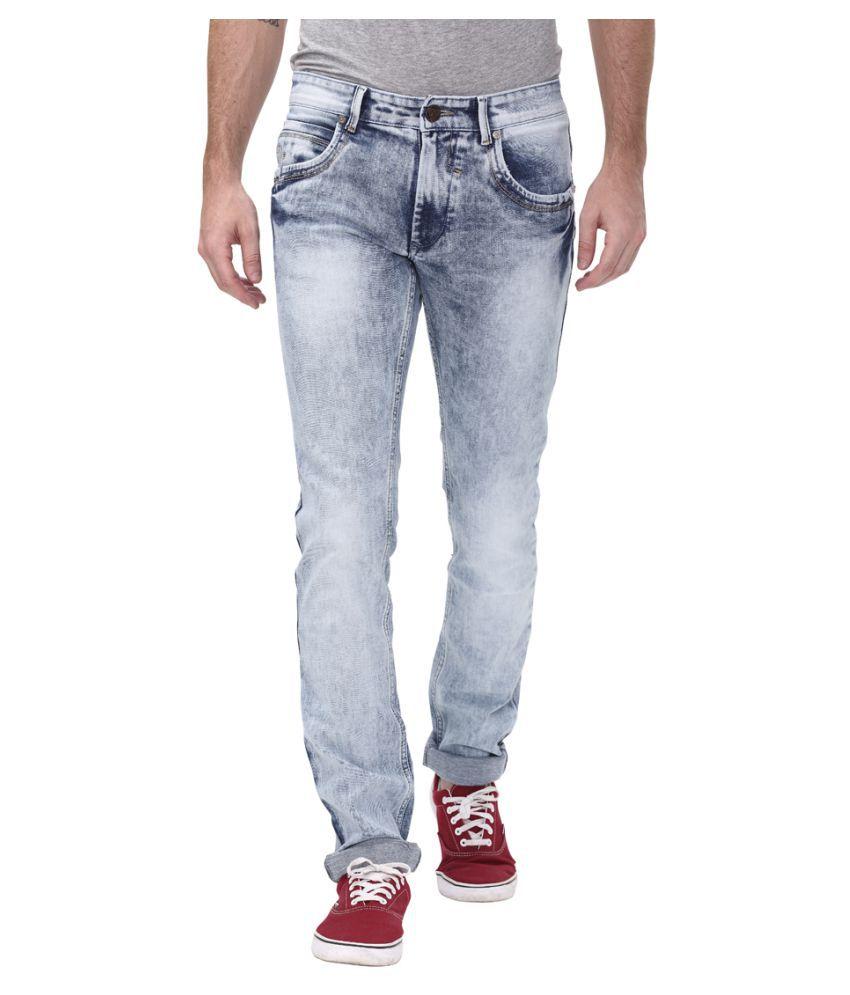 Apris Light Blue Slim Jeans