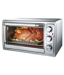 AMERICAN MICRONIC 28L OTG Oven Toaster Grill (1500 W)