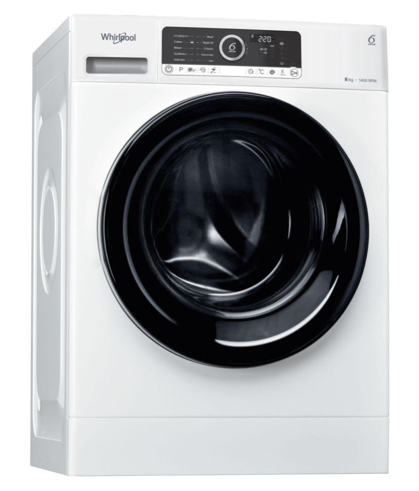 Whirlpool 8 Kg Supreme Care 8014 Fully Automatic Fully Automatic...