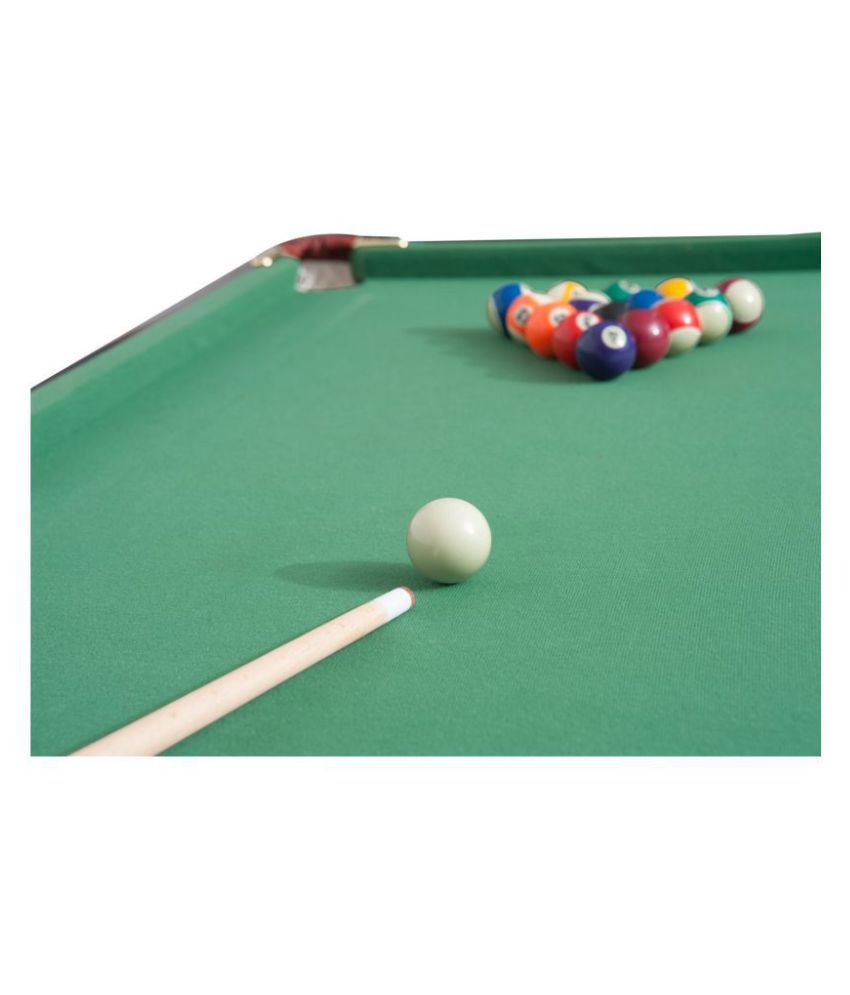 IRIS Folding Miniature Billiards Pool Table W Cues And Balls Buy - Billiards table online