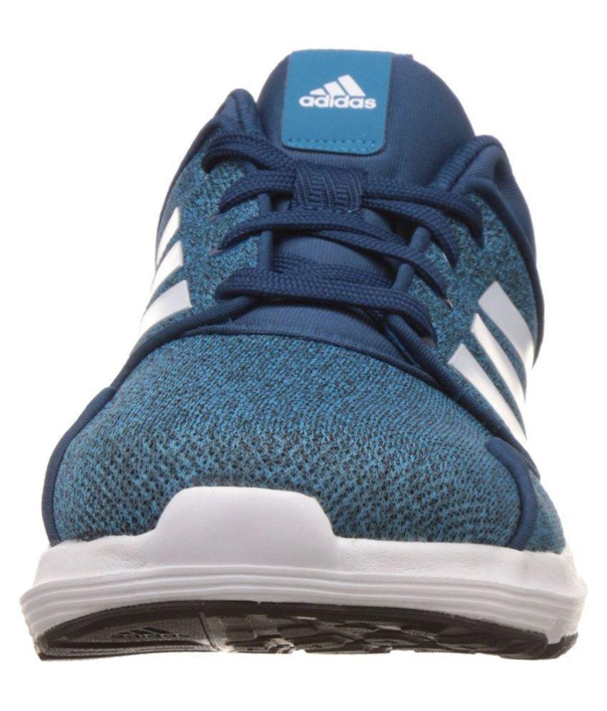 a86b5cacbdcf Adidas TORIL 1.0 M Blue Running Shoes - Buy Adidas TORIL 1.0 M Blue ...