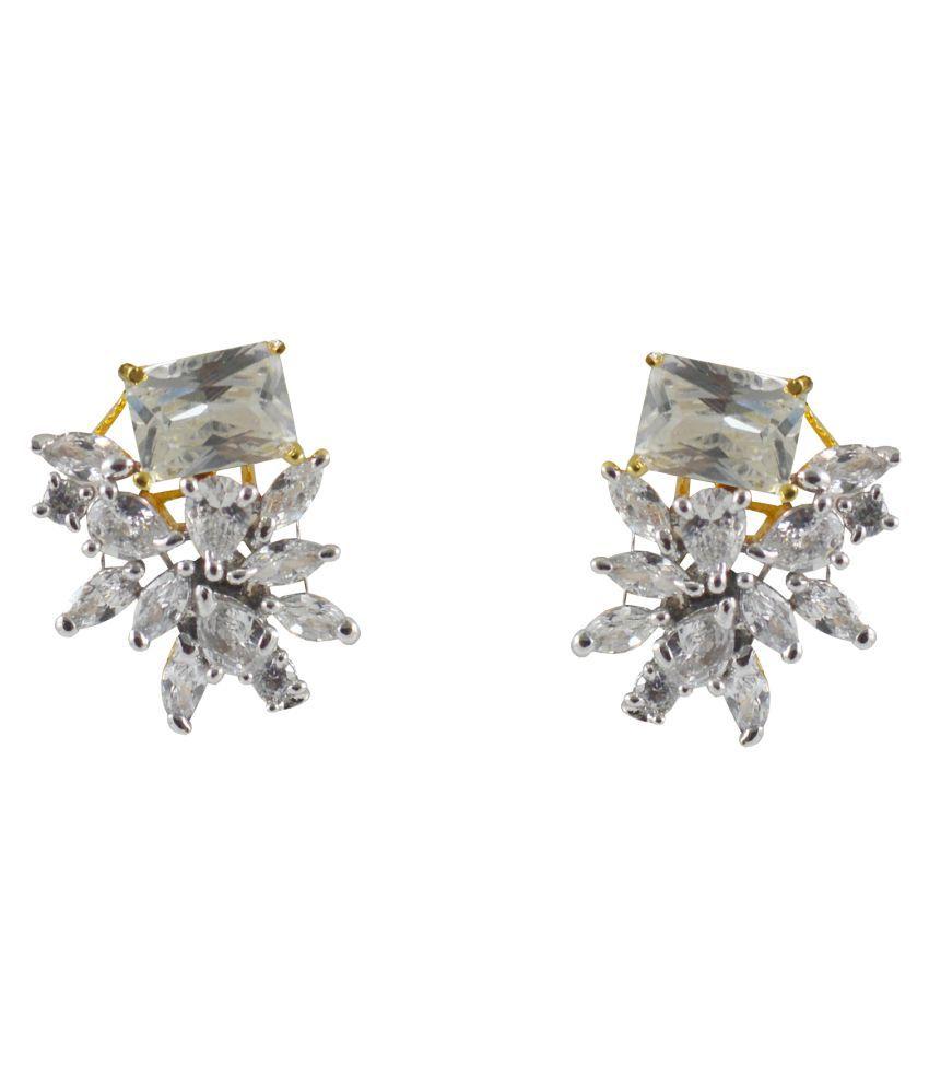 Rejewel Evening Wear Stud Earrings