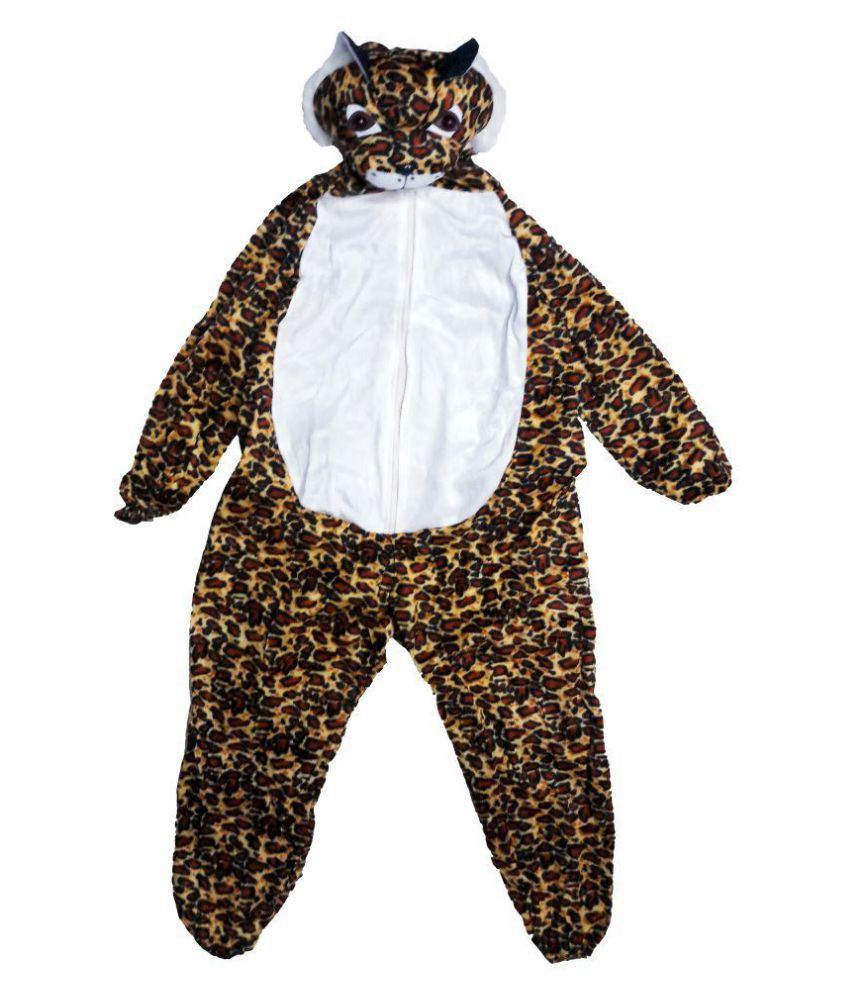 SBD Cheetah Costume For Kids Fancy Dress / Theme Parties ...  sc 1 st  Snapdeal & SBD Cheetah Costume For Kids Fancy Dress / Theme Parties - Buy SBD ...