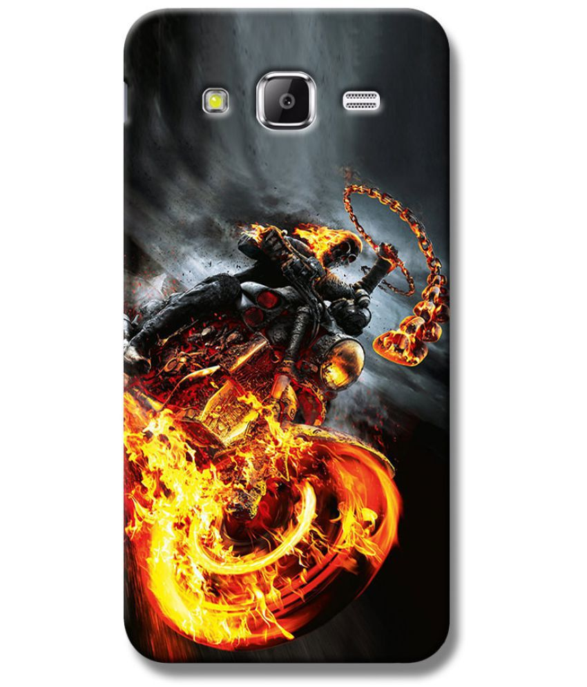 Samsung Galaxy J7 Printed Cover By Case King