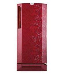 Godrej 192 Ltr 3 Star RD EDGE 195CT 3.2 Single Door Refrigerator - Red