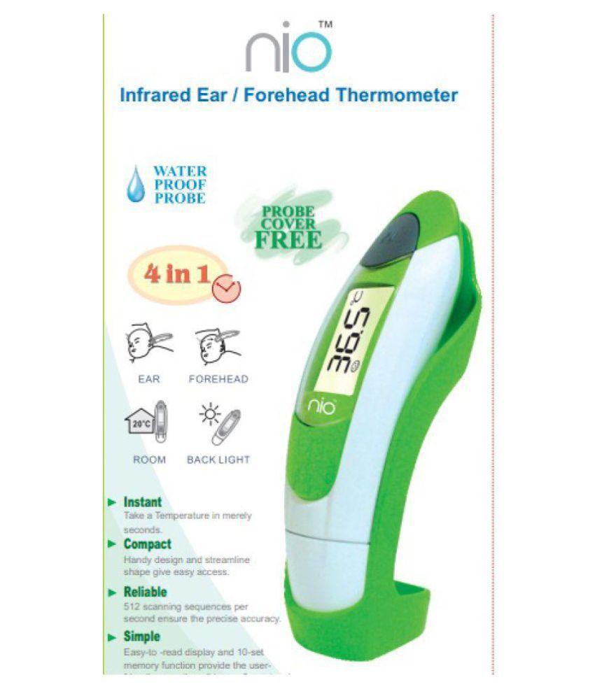 Nio Dual Mode Infrared Thermometer TS31: Buy Nio Dual Mode ...