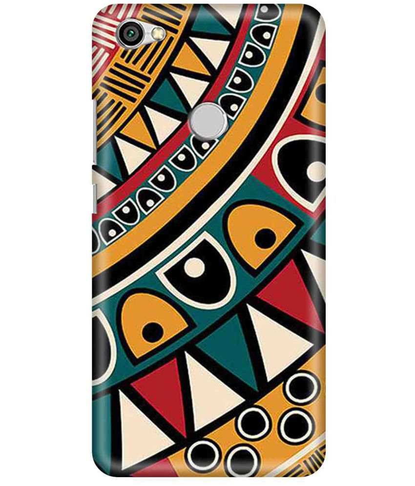 Xiaomi Redmi Y1 Lite Printed Cover By ZAPCASE