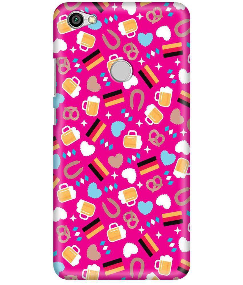 Xiaomi Redmi Y1 Printed Cover By ZAPCASE