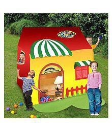 mr enterprise Jumbo Size Holiday Resort Tent House for Kids