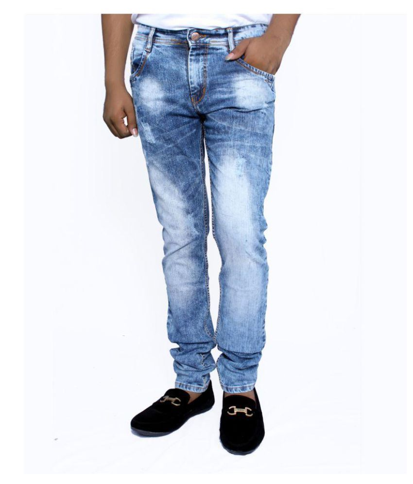 Dee Hang On Blue Slim Jeans