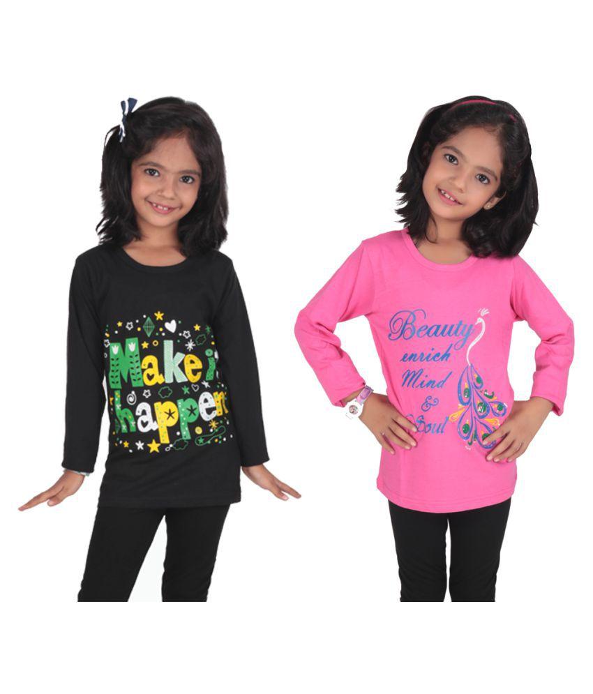 Fasha Full Sleeves Girls cotton Top
