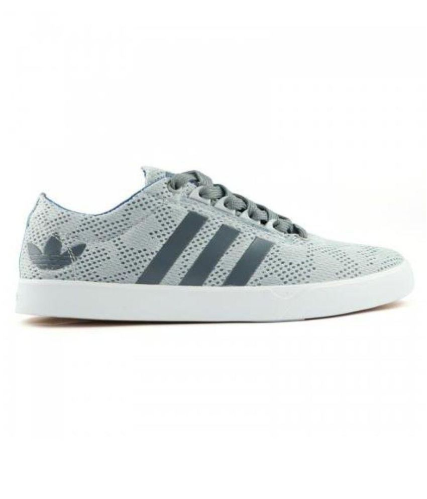 new styles 196b8 4189d Adidas neo 2 Gray Running Shoes - Buy Adidas neo 2 Gray Running Shoes  Online at Best Prices in India on Snapdeal
