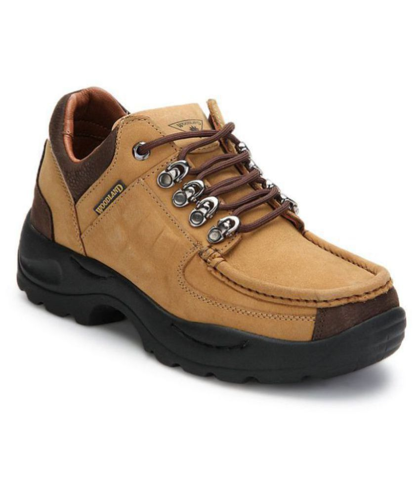 36ee5e67e40d6 Woodland 4092 Outdoor Camel Casual Shoes - Buy Woodland 4092 Outdoor Camel  Casual Shoes Online at Best Prices in India on Snapdeal