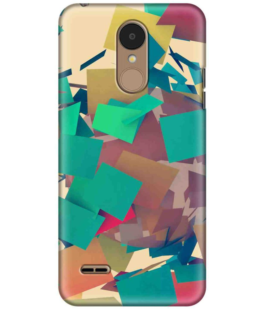 LG K8 2017 Printed Cover By SWAGMYCASE