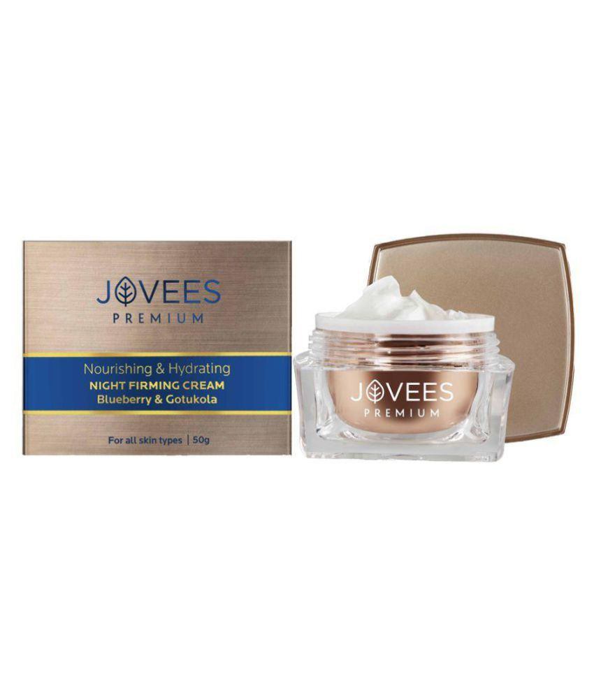 jovees nourishing hydrating firming night cream 50 gm buy jovees