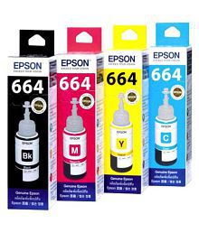 Epson Multi Ink Pack of 4