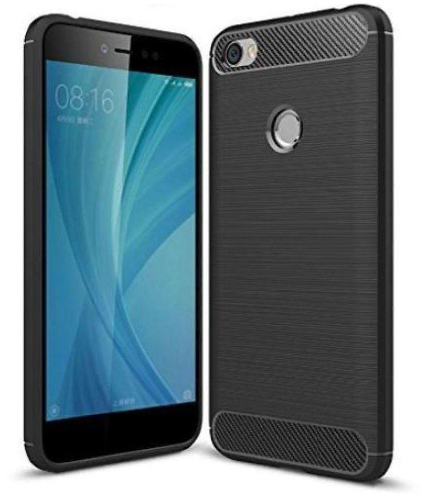 free shipping 898d4 af745 Oppo F5 Plain Cases Tidel - Black