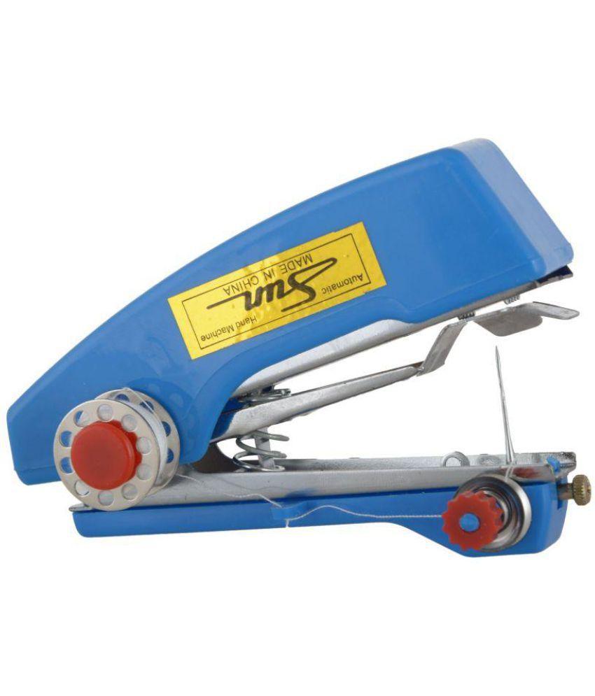 Skycandle portable stapler shape hand sewing machine (multi color)