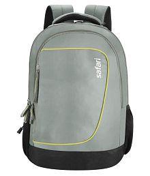 Safari Grey Wish Grey Backpack(27 Litres)