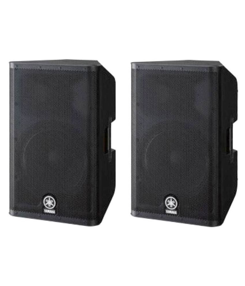 7abca1ec853 Yamaha DXR15 (Pair) Powered Speakers PA System  Buy Yamaha DXR15 (Pair) Powered  Speakers PA System Online at Best Price in India on Snapdeal