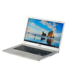 AGB Orion RA-3110 Netbook Core i7 (7th Generation) 8 GB 35.56cm(14) Windows 10 Home without MS Office 2 GB Silver