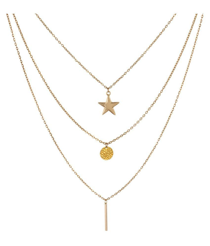 necklace long en rwco co multilayer rw