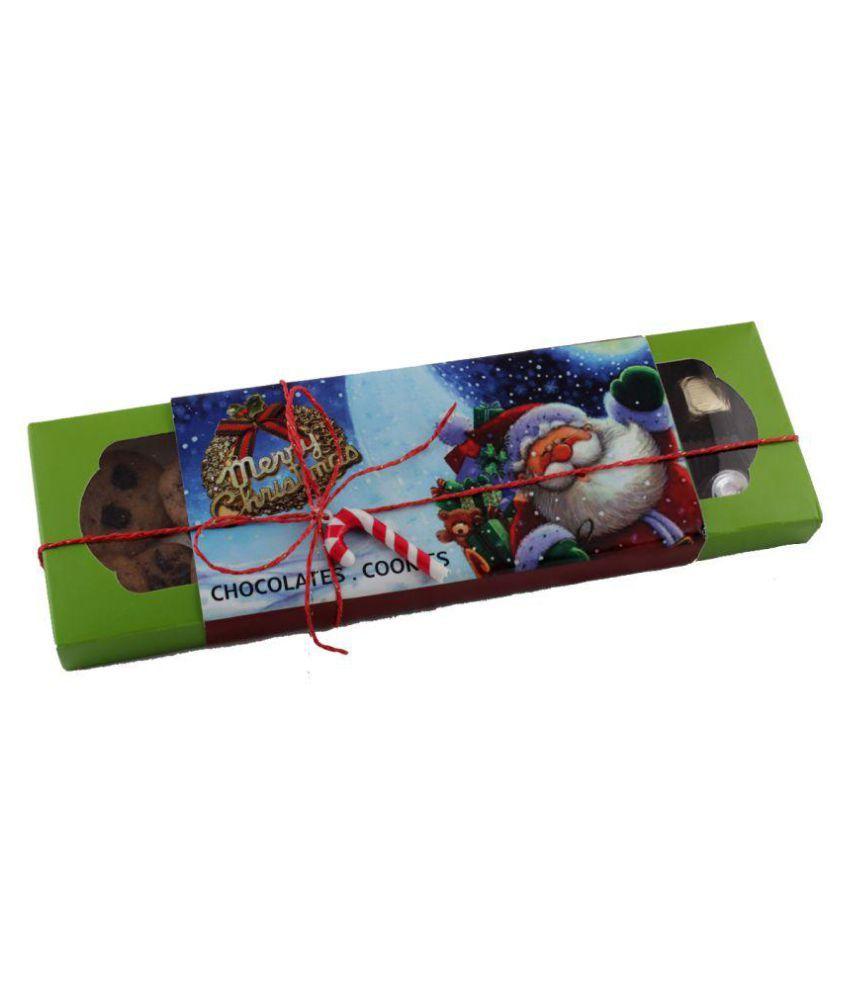 Zoroy Luxury Chocolate Trio box Assorted Box Christmas and new year gift 40 gm