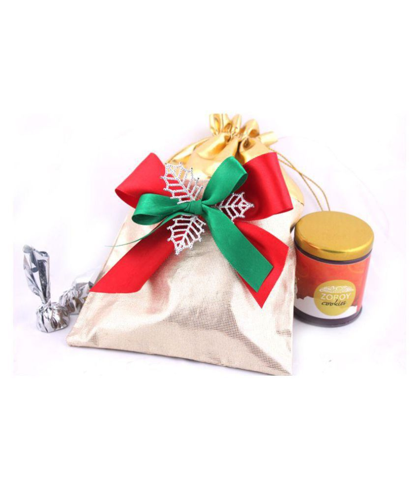 Zoroy Luxury Chocolate special Santa bag Assorted Box Christmas and new year gift 160 gm