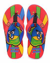 Frestol Kid's Multicolor Casual Flip Flop