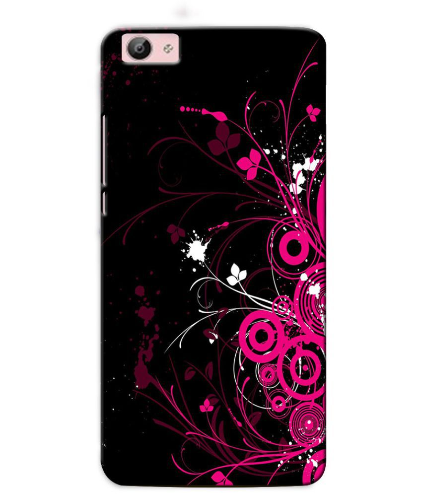 Vivo Y53 Printed Cover By Case King