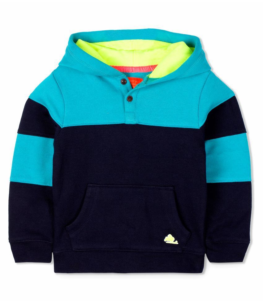 Cherry Crumble Colorblock Downtown Hoodie