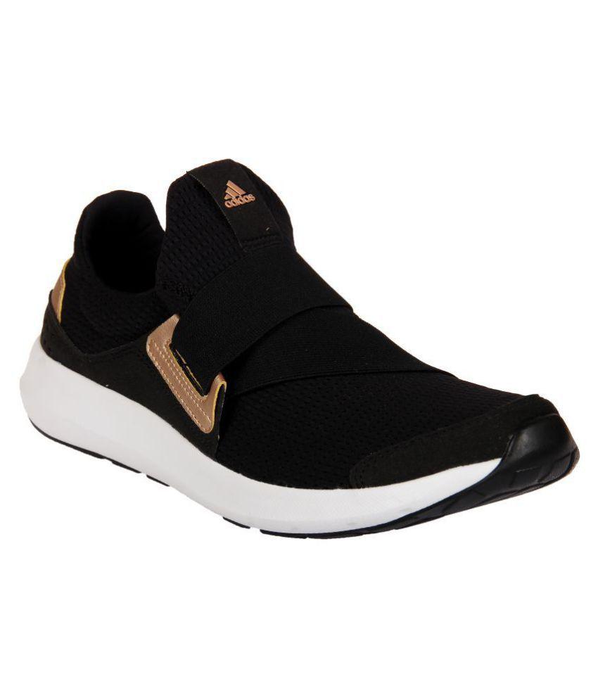 Adidas KIVARO SL M Black Running Shoes