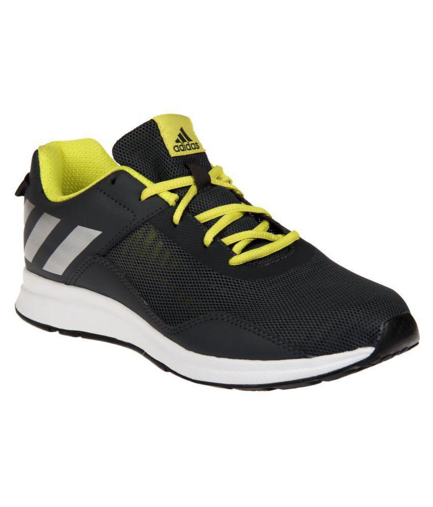Adidas REMUS M Gray Running Shoes ...