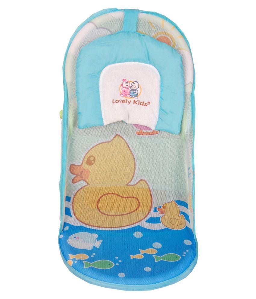 c9ecc8769a3 GURU KRIPA BABY PRODUCTS Blue Plastic   Foam Baby Bather  Buy GURU ...