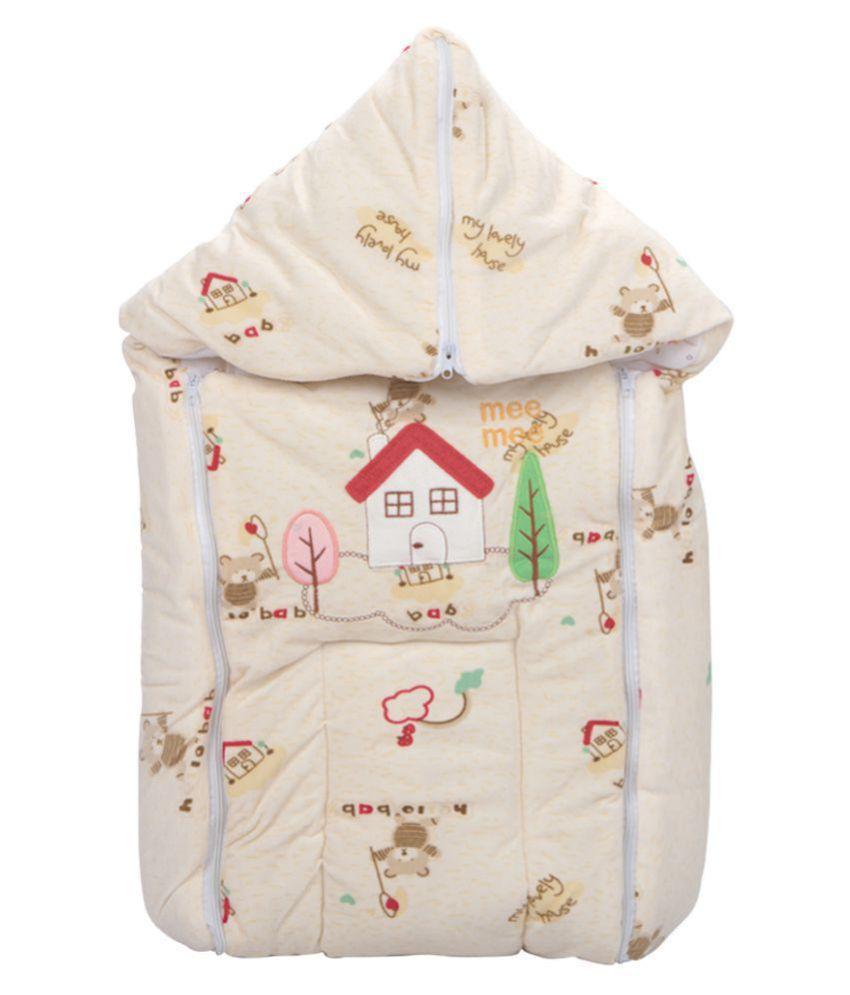 Mee Mee Cotton Sleeping Bags ( 41 cm × 2 cm)