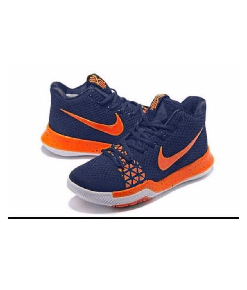 watch 7b872 82fb4 Nike KYRIE IRVING 3 BASKETBALL Blue Basketball Shoes