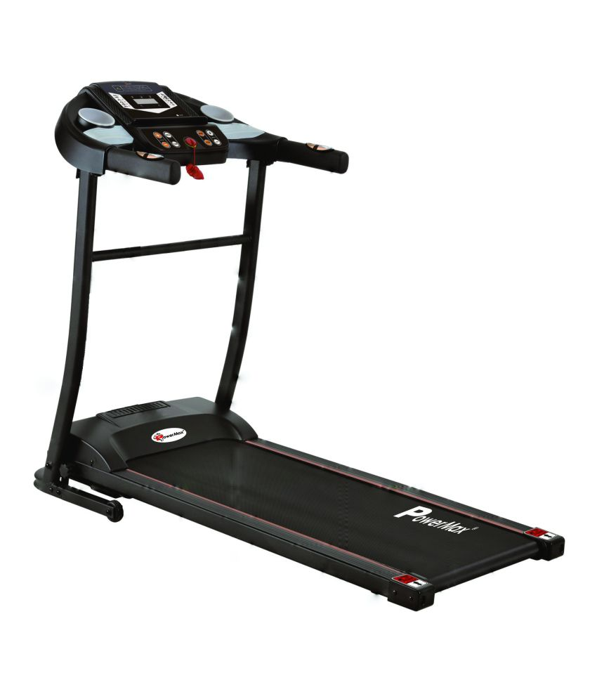 Golds Gym Treadmill Not Working: Powermax 3HP(at Peak) Motorized Treadmill/Gym Equipment