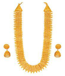 Anjali Jewellers Necklaces & Sets: Buy Anjali Jewellers Necklaces