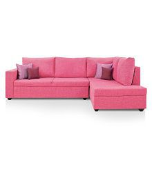 L Shape Sofa Buy L Shaped Sofas Online At Best Prices In India On