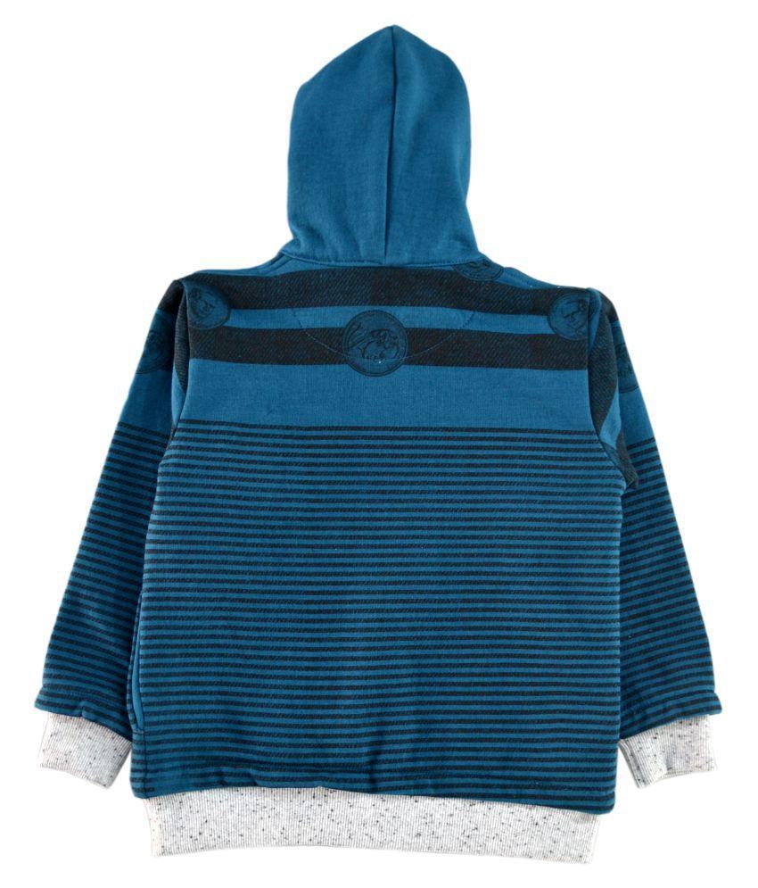 0748c3f1f Come In Kids Girls   Kids Full Sleeve Winter Wear Printed Sweatshirt ...