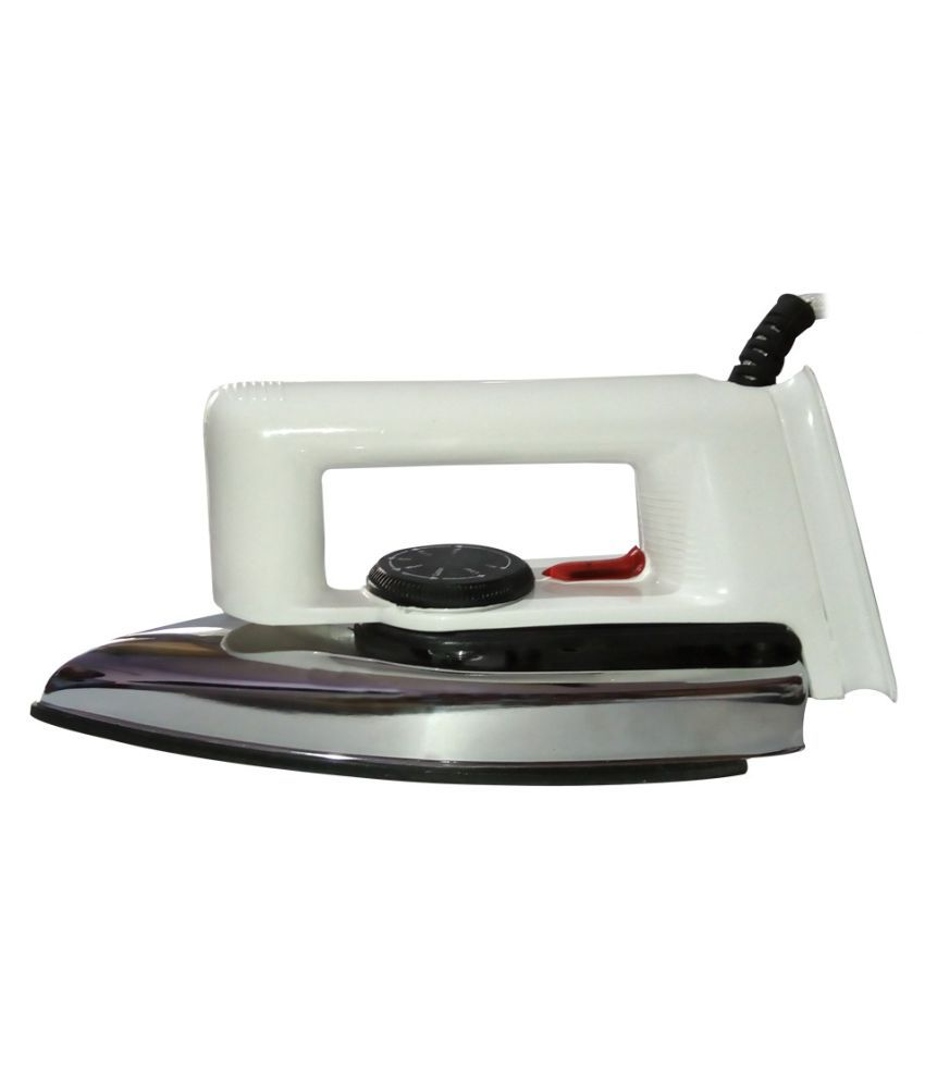 Bentag Ph 750W Dry Iron White