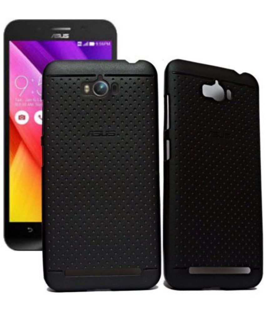 Asus Zenfone Max Soft Silicon Cases Ecellstreet Black Plain Back Softcase Silikon Transparan For 2