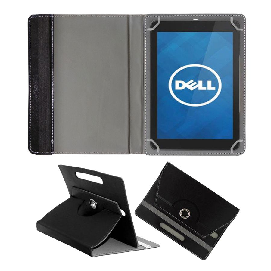 Dell Venue 8 Pro 5000 Series Flip Cover By Fastway Black