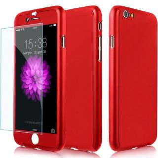 Vivo V7 Bumper Cases Ipaky - Red