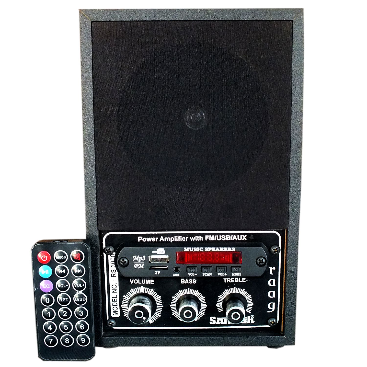 7c22a10050b Buy Santosh Raag- Bluetooth Enabled FM Radio Players Online at Best Price  in India - Snapdeal