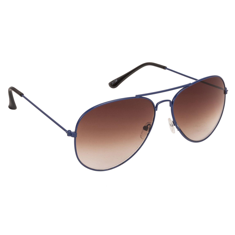Arzonai Brown Aviator Sunglasses ( MA-007-S6 )
