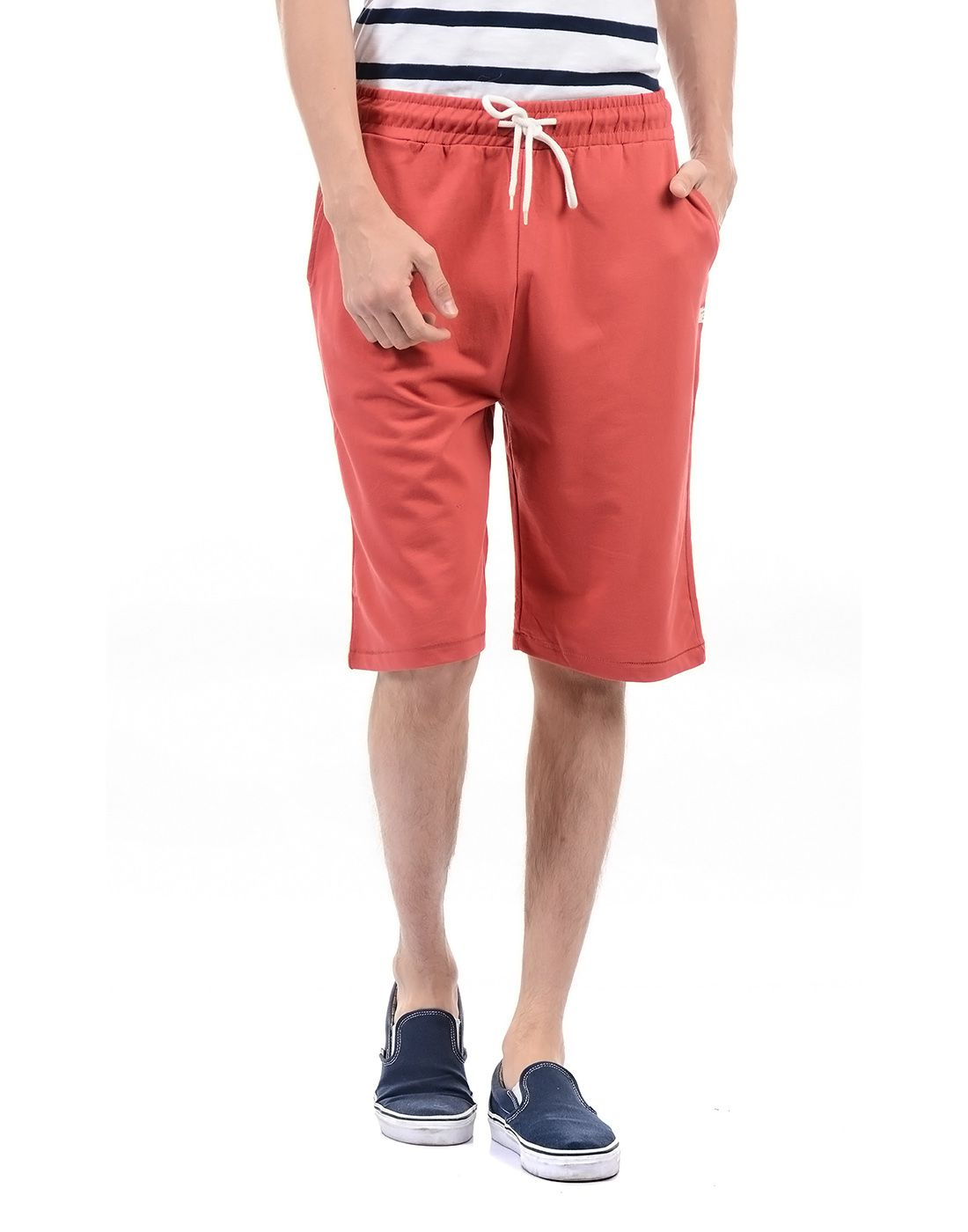 Pepe Jeans Red Shorts