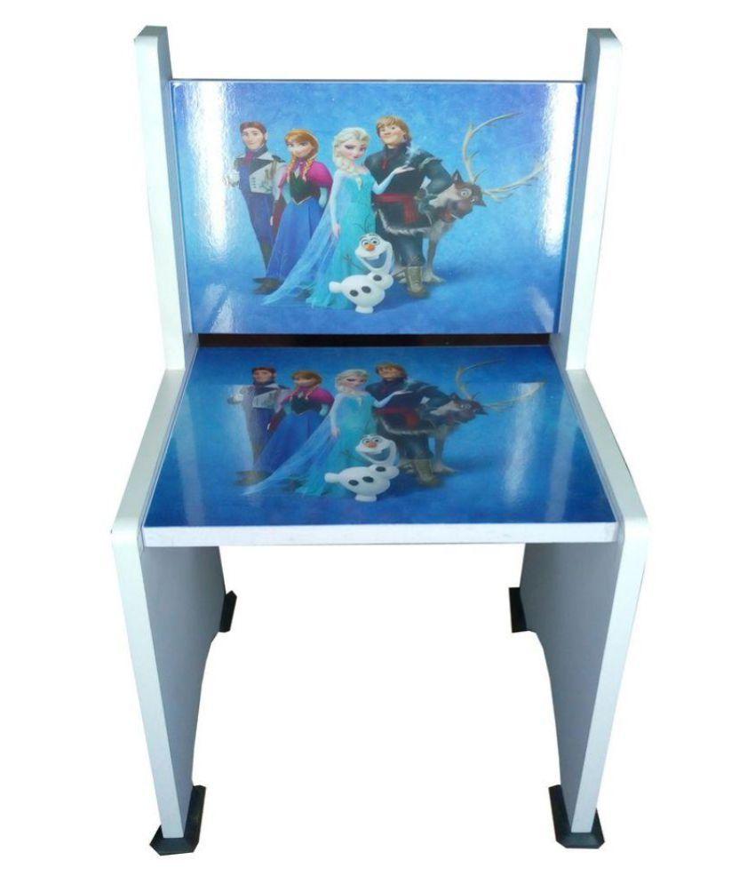 61baf3c10 BigSmile Kids Study Table Chair Set - Frozen Princess - Buy BigSmile ...